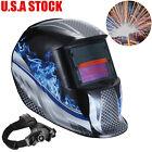 Pro Large View Area True Color Solar Welder Helmet Auto-Darkening Welding Helmet