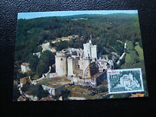 FRANCE - carte 1er jour 10/7/1976 (chateau de bonaguil) (cy15) french