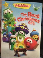 VeggieTales The Best Christmas Gift Drummer Boy Star Of 4 Brand New Veggie Tales
