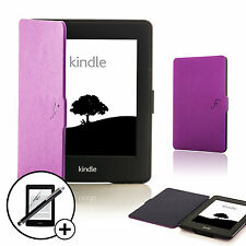 Violet Housse Étui Intelligent Pochette Amazon Kindle Paperwhite 2015 + Écran