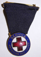 WW2 American Red Cross Service Medal - ARC