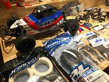 Team Associated SC10.2 Factory Team Kit - New SC10B Conversion Lot