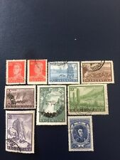 Argentina Stamps 1954 USED General San Martin And Local Motifes