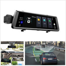 "10"" HD Car DVR Android 5.0 3G Wifi GPS Navigator Rear View Mirror Video Recorder"