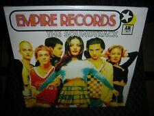 Empire Records **Original Soundtrack **BRAND NEW ORANGE COLORED RECORD LP VINYL