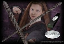 HARRY POTTER Noble Collection Movie Prop Wand ~Ginny Weasley