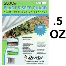 DeWitt Plant And Seed Guard 12' X10' .5oz Cloth Germination Blanket PG12 15 Pack