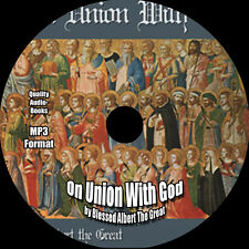 On Union With God, by Blessed Albert The Great, MP3 AudioBook 1 CD