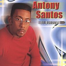Santos, Antony : Balazo CD