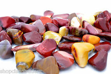*ONE* Mookaite Jasper Tumbled Stone 25mm QTY1 Healing Crystal Reiki Renewal