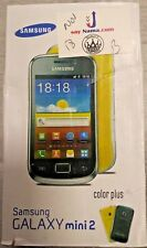 Samsung Galaxy Mini 2 GT-S6500 - 4GB (Unlocked) Smartphone NEW CONDITION