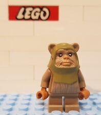 Lego Star Wars 10236 Minifigure Ewok Warrior SW508