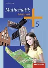 Mathematik / Mathematik - Ausgabe 2013 für das 5. und 6. Schuljahr in Berlin und