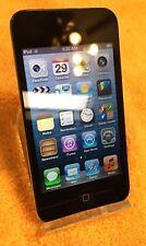 Apple iPod Touch 4th Generation (8GB 16GB 32GB 64GB) Black