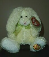 Ty Beanie Baby - HOPPILY the Bunny Rabbit (8 Inch)(Hallmark Exclusive) MWMT