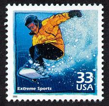 UNITED STATES, SCOTT # 3191-D, EXTREME SPORTS, AGGRESSIVE INLINE SKATING, MNH