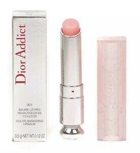 Dior Addict Pink Lip Balm Lipstick 001 Pink 3.5g