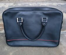 BNWT Genuine Leather Mens Laptop/Tablet Bag By Jaguar. 13 Inch Apple. RRP £260.