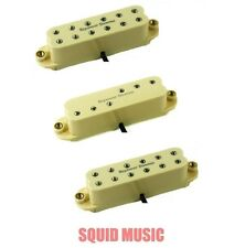 Seymour Duncan Everything Axe Cream Set JB Jr, Duckbucker Little 59 Stratocaster