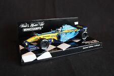 Minichamps Renault F1 Team Showcar 2005 1:43 #6 Giancarlo Fisichella (ITA)