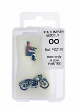 EXPO TOOLS_PD MARSH 00 GAUGE PAINTED 1950S MOTORCYCLE_PDZ103