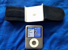 Apple iPod nano 3. Generation Silber (4GB) als Zubehörpaket
