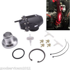 Black Car Off-Road ElectrIcal SQV 4  SSQV IV Turbo Blow Off Valve Turbo BOV Kit
