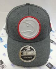 58752c9f Atlanta Hawks Men's New Era Low Profile Beveled Hit 9FIFTY Snapback Cap