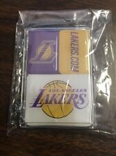Los Angeles Lakers Collector Magnet Set ~ New In Bag