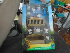New Ray Country Life Chicken Farm Accessories