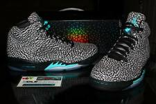 Deadstock Air Jordan 5 V 3Lab5 Gamma Blue Elephant Print 599581 007 Size 11