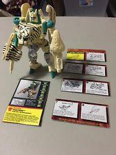 Transformers Beast Wars Deluxe Tigatron Complete