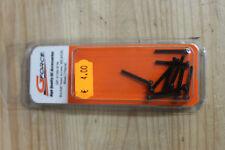 GForce Vis Cylindrique avec six-pans M2 5X20 acier 10pcs GF-0100-014