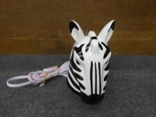 Pillowfort Black & White Striped Zebra Light/Lamp