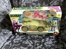 Colección Alien Aliens ataque espacio colonia Defensa Personal Blindado portador Aliens Corps Lanard