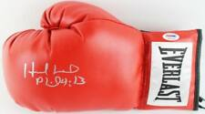 Evander Holyfield Authentic Signed Everlast Boxing Glove 1St Signing PSA ITP 1