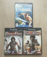 Prince of Persia Sands of Time Warrior Within Les deux Royaumes - Gamecube - TBE