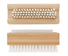 Elliott Double Sided Wooden Nail Brush Bath Cleaning Hand and Foot Nail Care New