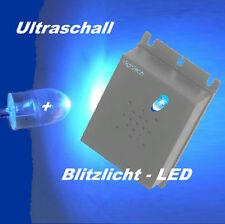 Marderschreck EM2010 Ultraschall + Blitzlicht Neuheit ! / Citroen