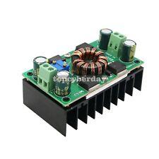 5V-30V To 1.25-30V Auto Step-Up/Down Boost Buck CV CC Power Module W/ Heatsink