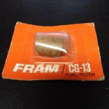 NOS Fuel Filter Fram CG13