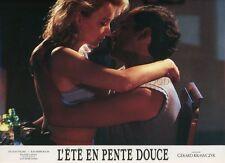 PAULINE LAFONT JEAN-PIERRE BACRI L'ÉTÉ EN PENTE DOUCE 87 PHOTO D'EXPLOITATION #4