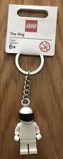 Lego Top Gear 6031370 / 2012 The Stig Keychain / Keyring / Brand New / Genuine