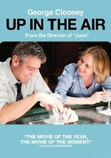 """New UP IN THE AIR DVD GEORGE CLOONEY From the Director of """"JUNO"""" Free Shipping"""
