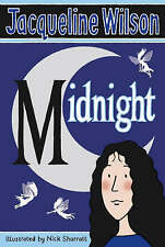 Midnight by Jacqueline Wilson (Paperback) Brand New Book
