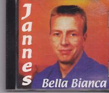 Jannes-Bella Bianca cd album