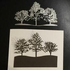 Trees  Metal Cutting Dies Stencil DIY Scrapbooking Album Paper Card Craft Decor