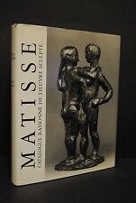Henri Matisse - Catalogue raisonné de l'oeuvre sculpté - numeriert - Paris 1994