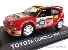 1/43 TOYOTA COROLLA WRC ROSSI RALLY MONZA 2004 IXO ALTAYA DIECAST