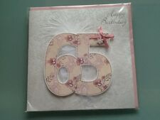 BN Female 65th Birthday Card